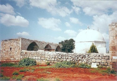 A Picture of the Tomb of Benjamin