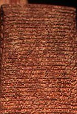 An ancient clay tablet from the book of Enoch.
