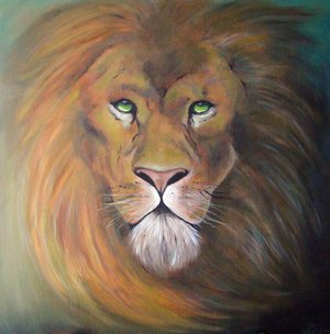 The Liion of the tribe of Judah.