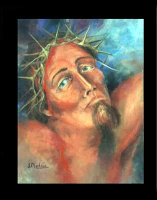 The Crucifixion     by Jean Marlow
