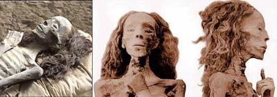 Queen Hatshepsut, wife of Pharaoh Thutmosis II