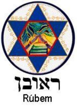 The Tribe of Reuben tribal emblem.