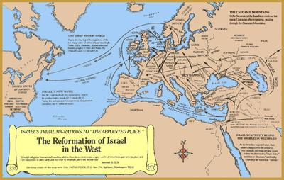 The Migration of Israel
