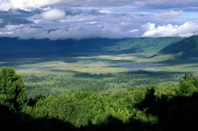 The Biblical Garden Of Eden In Tanzania Africa