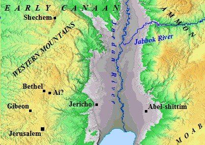The land of Canaan was a diverse and interactive land in antiquity.