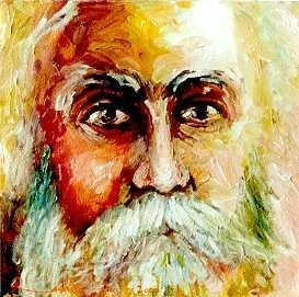 A Painting of Enoch, Moses & Elijah