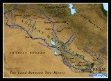 Ancient Mesopotamian Map