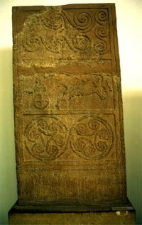 Mycenaen Grave Stel #2