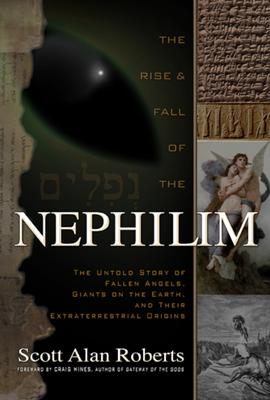 Cover for my new book on the Nephilim